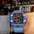 オシャレな雰囲気 リシャールミル RICHARD MILLE 男性用腕時計 2色選択可 機械式(自動巻き)ムーブメント 2018年NEWモデル