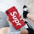 激安一番安い iphone XR  ケース カバー トレンド感溢れるシュプリーム SUPREME 2018年秋冬絶対手に入れたい! 3色可選