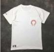 ユニセックスCHROME HEARTSクロムハーツ tシャツ コピーファッションブランドシンプルなデザインクラシックな半袖Tシャツ