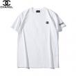 手に入れやすい価格帯シャネル tシャツ コピーCHANELメンズココマークラウンドネック半袖Tシャツ