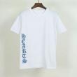 2色可選 CHROME HEARTS ソフトな肌触り クロムハーツ2019魅力的な新作半袖Tシャツ