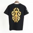 CHROME HEARTS 毎日のご使用にぴったり 半袖Tシャツ クロムハーツ 2色可選春夏で限定セール!