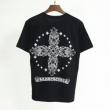 スタンダードなシルエット CHROME HEARTSクロムハーツ半袖Tシャツ2019年春夏 2色可選