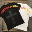CHROME HEARTS圧倒的人気を誇る 2色可選 クロムハーツ半袖Tシャツ 2019年春の新作コレクション