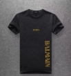 ランキングTOP1 BALMAIN半袖tシャツコピー通販多色選択 バルマン スーパー コピー無地細身 主役級アイテム 上質な素材柔らかな肌触り