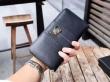安心の即発ヴェルサーチ 財布 コピー VERSACE コレクション 長財布 ブランド おすすめ ファスナー レザー ウォレット 黒