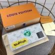 20代オシャレさんに Louis Vuitton 財布 激安 ウォレットM67822ポルトフォイユ・ブラザ ルイ ヴィトン コピー 折りたたみ財布 白