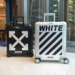 2019年春夏の限定コレクション かるい着心地 Off-White オフホワイト スーツケース
