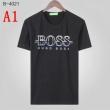 ヒューゴボス HUGO BOSS Tシャツ 激安 コピー ブランド 通販 半袖 プリント トップス カジュアル ブランド ストリート