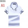 ヒューゴボス シャツ 評判 高い HUGO BOSS 半袖 コピー メンズ 多色可選 ポロシャツ トップス カジュアル ゆったり 通気性