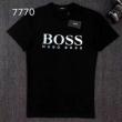 HUGO BOSS ヒューゴボス Tシャツ コーデ メンズ 半袖トップス通販 コピー 三色可選 オシャレ 通気性 ゆったり 快適な