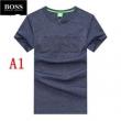 ヒューゴボス メンズ コピー HUGO BOSS 半袖 Tシャツ 多色可選 トップス ゆったり カットソー 無地 カジュアル 品質保証