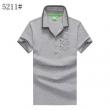 ヒューゴボス ポロシャツ 新作 コピー 激安 無地 HUGO BOSS メンズ 半袖 トップス 四色可選 ゴルフウェア 出勤 出張