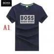 ヒューゴボス 通販 コピー HUGO BOSS メンズ 半袖 Tシャツ トップス 多色可選 通気性 プリント カットソー アウトドア 無地