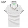 ヒューゴボス ポロシャツ メンズ コピー HUGO BOSS 半袖 夏服 無地 通勤通学 カジュアル ゆったり 大きいサイズ 通勤