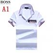 ヒューゴボス コピー HUGO BOSS 半袖 ポロシャツ プリント 刺繍入り メンズ 多色可選 トップス ゴルフウェア 通気性 通販