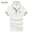 ヒューゴボス シャツ 値段 激安 コピー HUGO BOSS メンズ 半袖 無地 ポロシャツ 三色 メンズ ゴルフウェア 普段着 通勤