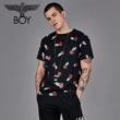 注目度が急上昇中 BOY LONDON ボーイロンドンtシャツメンズ半袖コピー 優れた通気性カジュアルなデザイン 清潔感と爽やかさを演出する