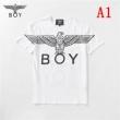 優先発売今夏定番品 BOY LONDON ボーイロンドン偽物通販半袖tシャツコピー 男性魅力を見せてくれる カジュアルな雰囲気あふれる