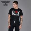 今季爆発的な人気 BOY LONDON ボーイロンドン通販半袖tシャツコピー クルーネックカジュアルな風合い 個性的で永く愛用できる