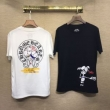 2019年春の新作コレクション  クロムハーツ CHROME HEARTS 半袖Tシャツ 2色可選 男女兼用 魅力を放つ