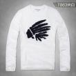 最高のエレガント 爆発的な人気 長袖Tシャツ 3色可選 2019年新作通販アバクロンビー&フィッチ Abercrombie & Fitch