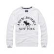 ラグジュアリーな雰囲気 アバクロンビー&フィッチ Abercrombie & Fitch  長袖Tシャツ 2色可選 2019年春の新作コレクション