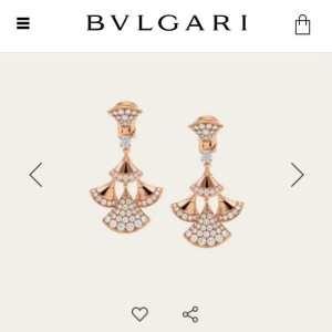 ブルガリ レディース ピアス 大人ナチュラルな雰囲気に BVLGARI コピー DIVAS'DREAM 2色可選 ブランド 最安値 REF.352810 OR857775