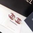 CHANEL ピアス レディース 高いデザイン性で大人気 2019限定 シャネル 激安 コピー レッド デイリー ロゴ おすすめ セール