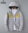 ダウンジャケット メンズ エイジレスに着こなせる 3色可選 フェンディ オシャレ着としても活躍 FENDI カジュアルにもきれいめにも着こなしやすい