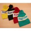 帽子/キャップ 流行り廃りのないデザイン  3色可選 シュプリーム 美しいスタイルに仕上げたい  SUPREME 普段使いやお仕事用としても使える