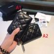 2色可選 温かさを重視トレンド シャネル CHANEL 洗練された印象を最大限に引き出す  財布/ウォレット 着こなしに素敵なエッセンス