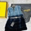 季節感のあるコーデを完成  フェンディ 簡単におしゃれに見せてくれる FENDI スカート 見た目に温かみがある