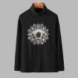 2色可選  ヴェルサーチ VERSACE 長袖Tシャツ ほっこりとした雰囲気が素敵 2019秋冬定番コーデ