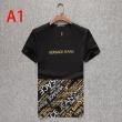 半袖Tシャツ 春夏のイメージをギュッと詰め込む 3色可選 ヴェルサーチナチュラルコーデに季節感を取り入れる VERSACE