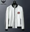 ARMANI アルマーニ ジャケット サイズ きちんと感満点の大人コーデに メンズ スーパーコピー 黒白2色 ロゴ入り ブランド 最低価格