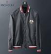 ジャケット MONCLER 2020限定 きちんと感あるデザインが素敵 モンクレール 服 メンズ ブラック ホワイト コピー 通勤通学 安い