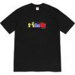 この春夏大注目 2色可選 20新作です Tシャツ/半袖お洒落さんは取り入れてる Supreme 19FW Life Tee