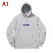 トラッドスタイルの定番 多色可選 パーカー SUPREME Bandana Box Logo Hooded Sweatshirt 2020年春夏コレクション