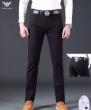 3色可選 トレンドの着こなしテク  デニムパンツ どんなスタイルにも合わせやすい アルマーニ ARMANI