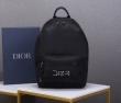 ディオール バックパック 人気 高級的なスタイルを演出 メンズ DIOR コピー ブラック ロゴ入り 最低価格 1PEBA064YPR_H03E