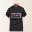 肌に心地いい ヴェルサーチ 3色可選 VERSACE 春夏らしい爽やかな雰囲気を演出 半袖Tシャツ 今季注目のデザイン