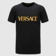 ヴェルサーチ春夏のシックさに映える 多色可選   VERSACE  通年のファッションで使いやすい 半袖Tシャツ
