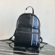 プラダ バックパック コピー 程よいリラックス感漂うモデル PRADA メンズ ブラック 限定 品質保証 2VZ066 HTY2CILF0TCC