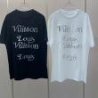 クラシックなディテール感あふれるデザイン 高いクオリティを誇る T シャツ 偽物 ルイ ヴィトン