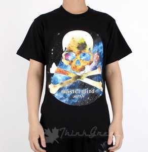 最旬アイテム 2014春夏 Mastermin Japan マスターマインドジャパン 半袖 Tシャツ2色可選