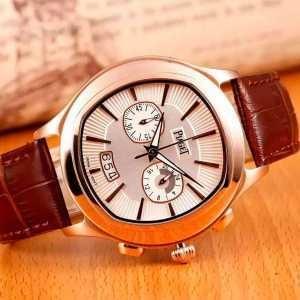 首胸ロゴ 2016 PIAGET ピアジェ 男性用腕時計 3色可選 43mm