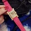 一味違うケーブル編みが魅力満点 2016 HERMES エルメス 女性用腕時計 6色可選