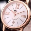 ULYSSE NARDIN 時計 クラシコ ルナ 人気セール定番 男性用腕時計 ユリスナルダン コピー メンズ ブラック ホワイト ゴールド 5色可選