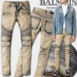デザイン性の高いジーンズ バルマン BALMAIN 2017秋冬 シンプル セール中